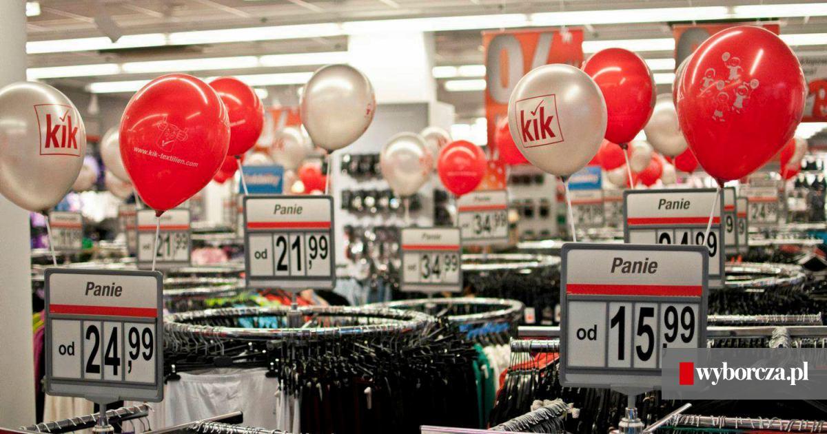 Bardzo dobryFantastyczny Drugi sklep sieci KiK w Częstochowie. Oficjalne otwarcie 9 lipca TT87