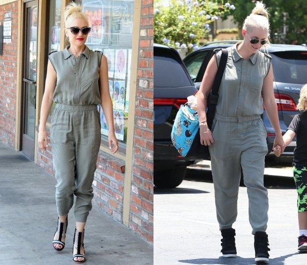 Gwen Stefani, Mandy Mann