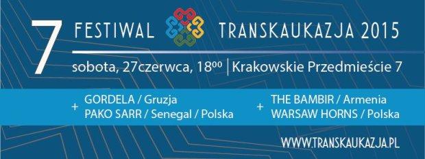 Transkaukazja 2015