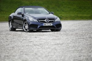 Mercedes-Benz E350 BlueTEC Kabriolet   Test   Odrobina wyobraźni