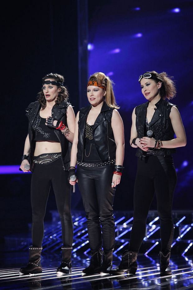 X Factor III, Live 04  Girls on Fire  Foto: Grzegorz Press
