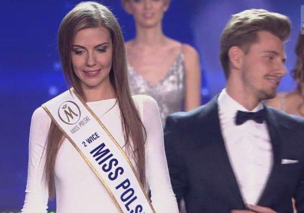 II Wicemiss: Kandydatka numer 9 Marta Bieniek z Warszawy