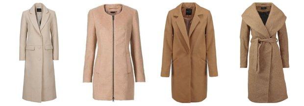 Wełniane płaszcze do 250 zł
