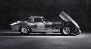 Jaguar E-Type Lightweight   Prototyp już gotowy