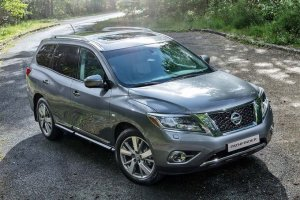 Moskwa 2014 | Nissan Pathfinder | Nie dla wszystkich