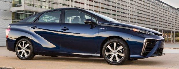 Toyota Mirai | Wodorowa nowość rozchwytywana przez klientów