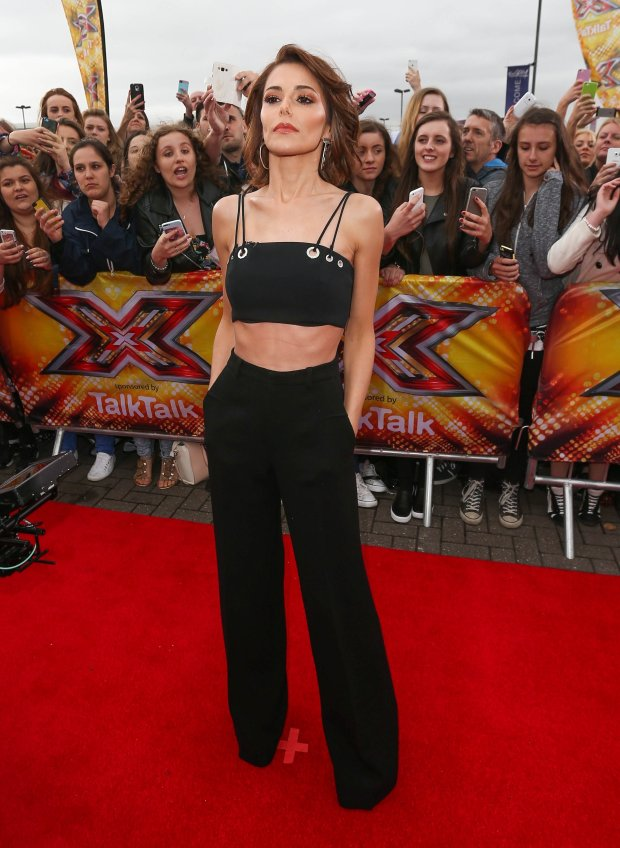 nPicture Shows: Cheryl Fernandez-Versini July 08, 2015 Judge Cheryl Fernandez-Versini arrives for the first day of the smash ITV show The X Factor. The auditions had been postponed for the shows impresario Simon Cowell to grieve for his mother, who passed away at the weekend. The event was held at Event City, Manchester and was attended by the talent contestrsquo;s new judges and hosts. The show has recently undergone a face lift, with Simon replacing some established faces with some fresh talent. Non Exclusive WORLDWIDE RIGHTS Pictures by : FameFlynet UK  2015 Tel : 44 (0)20 3551 5049 Email : infofameflynet.uk.com