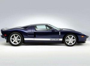 Ford GT40   50 lat pogromcy Ferrari