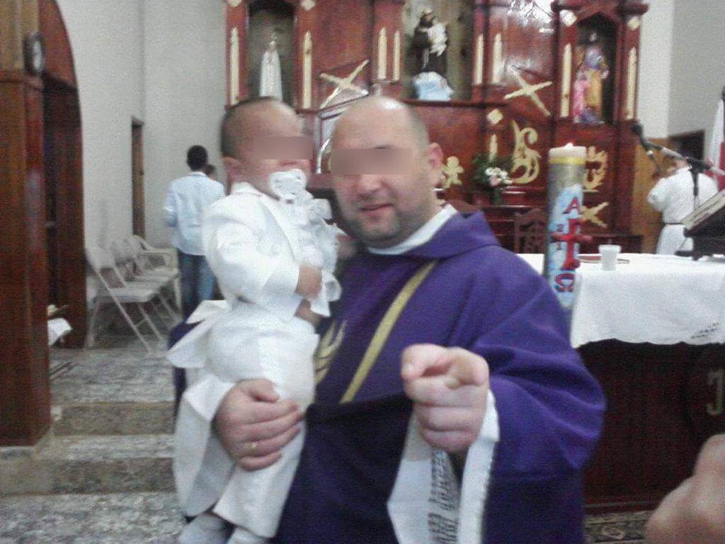 Padre Alberto, czyli ksiądz Wojciech G., molestował dzieci na Dominikanie w latach 2009-2013, wcześniej podobnych czynów dopuścił się w Polsce (fot. Piotr Krysiak)