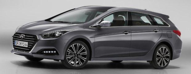 Odświeżony Hyundai i40 dla Europy