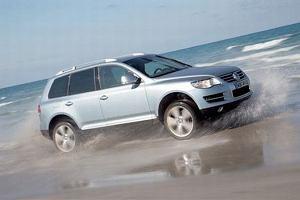 Volkswagen Touareg (2002 - 2010) - opinie Moto.pl