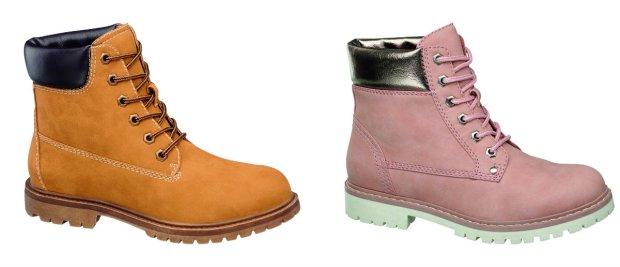 buty skórzane na zimę 2016 damskie