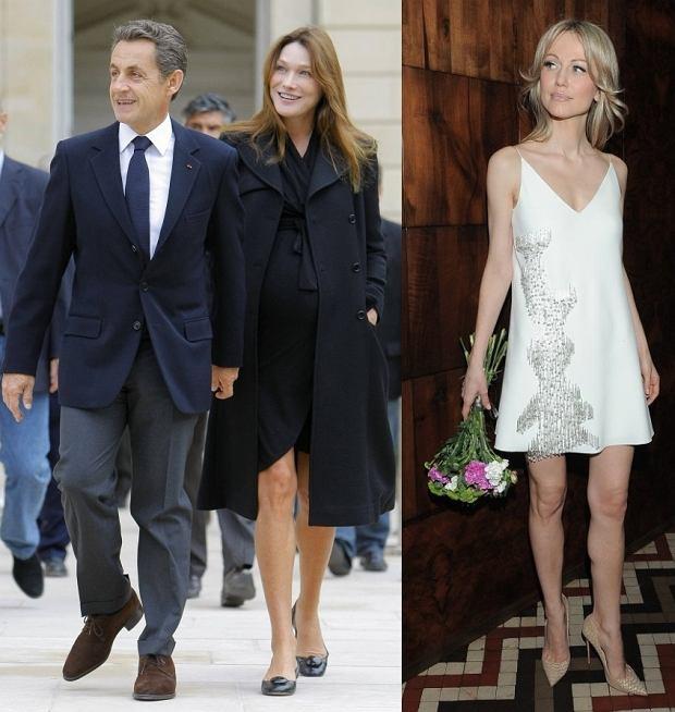 Nicolas Sarkozy i Carla Bruni, Magdalena Ogórek