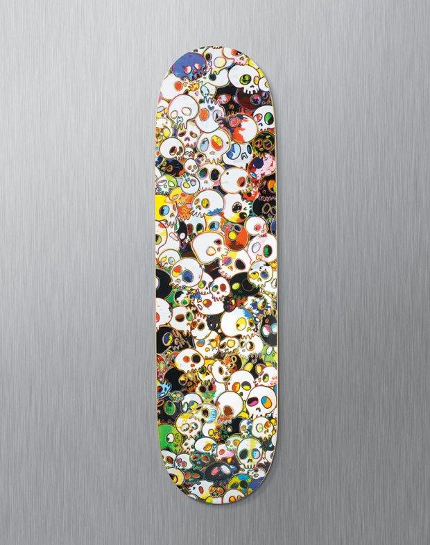 Kolorowa kolekcja VANS i Takashi Murakami