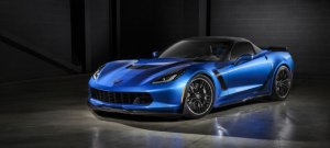 Salon Nowy Jork   Corvette Z06 Convertible   Idzie lato