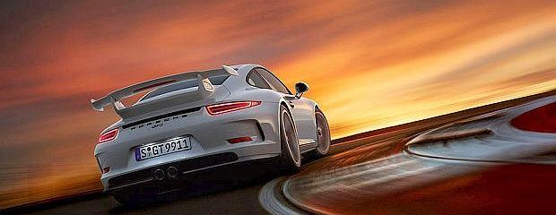 Salon Genewa 2013 | Prezent na 50. urodziny 911 - nowe GT3