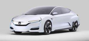 Salon Detroit 2015 | Honda FCV Concept | Konkurent Toyoty Mirai
