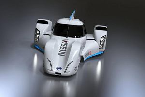 Nissan ZEOD RC | Elektryczny sposób na LeMans