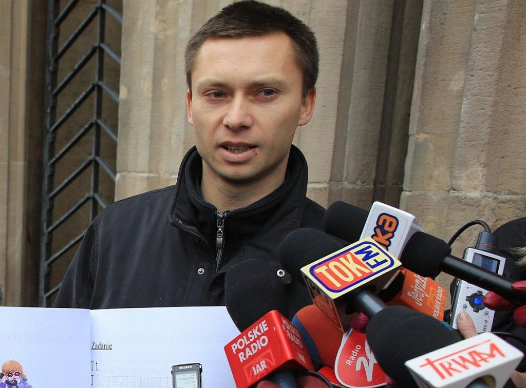 Tomasz Elbanowski (fot. Jacek Marczewski/AG)