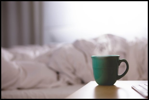 Kawa rozpoczyna dzień / fot. pexels.com