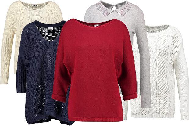 Swetry damskie wybór stylisty