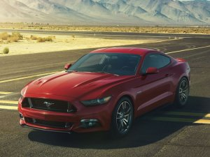 Nowy Ford Mustang GT