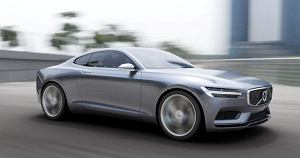 Volvo Concept Coupe - wideo