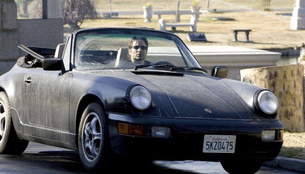 Californication - Porsche 911 Cabrio