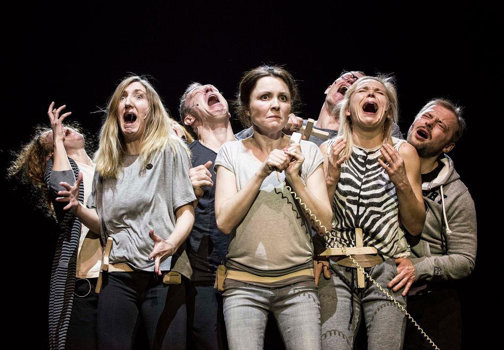 ''Klątwa'' w Teatrze Powszechnym (fot. Magda Hueckel)