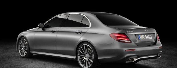 Mercedes klasy E | Ceny w Polsce | Najdroższy z