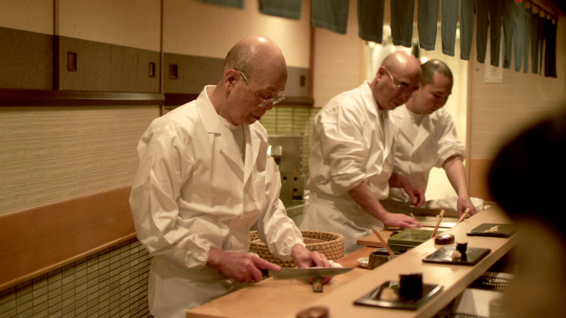 Sukiyabashi w Tokyo (fot. materiały prasowe Gutek Film)