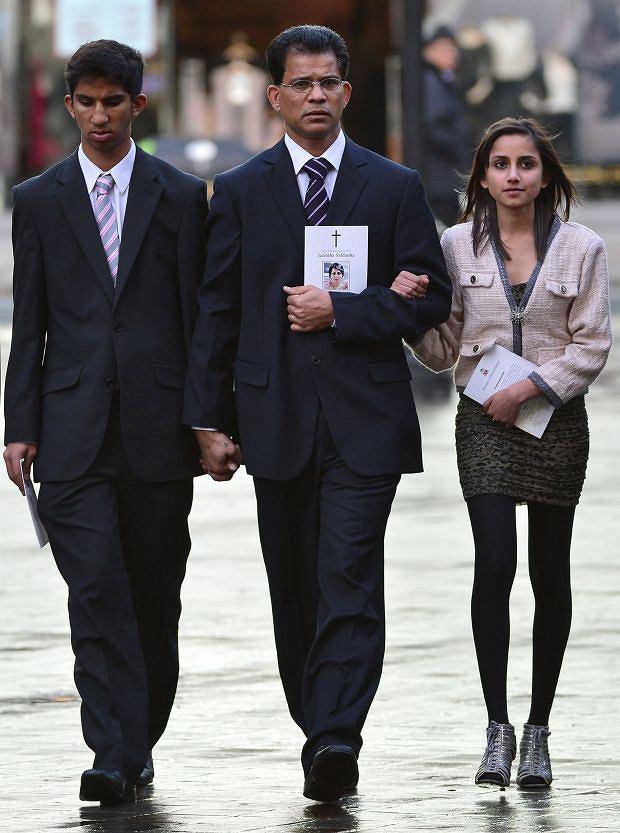 Maż Jacinthy Saldanhy, Ben Barboza, syn Junal, córka Lisha