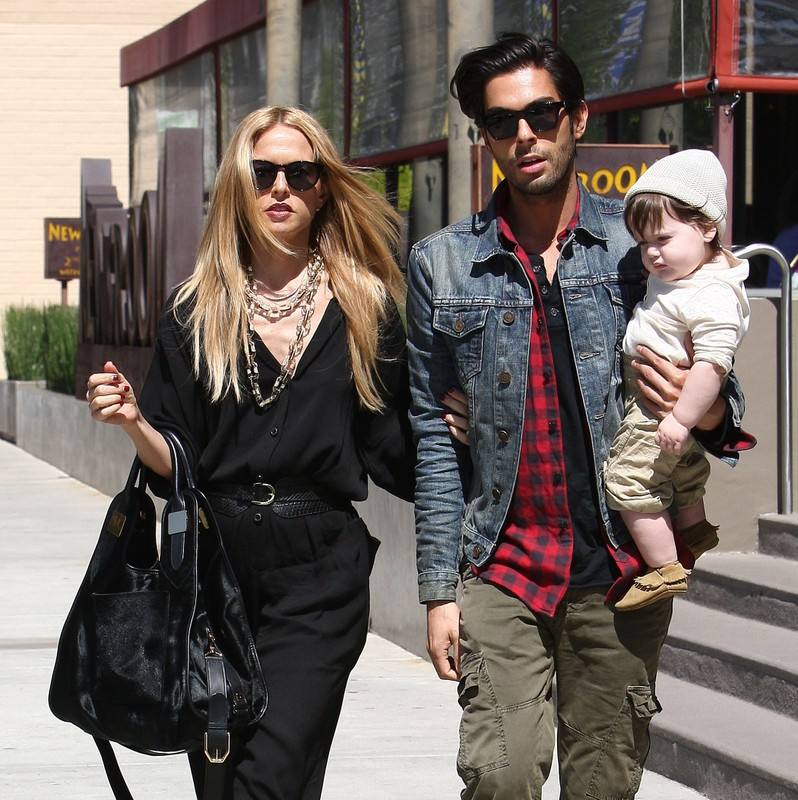 Pictured: Rachel Zoe,  Skylar Morrison  Mandatory Credit ?? Jenny White/Broadimage Rachel Zoe and baby  Skylar Morrison  leaving Newsroom in Beverly Hills  3/20/12, Beverly Hills, California, United States of America  Broadimage Newswire Los Angeles 1+  (310) 301-1027 New York      1+  (646) 827-9134 sales@broadimage.com http://www.broadimage.com