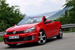 VW Golf Cabrio GTI - test | Pierwsza jazda