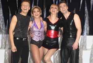 Rafał Mroczek, Aneta Kowalska, Olga Borys i Sławomir Borowiecki