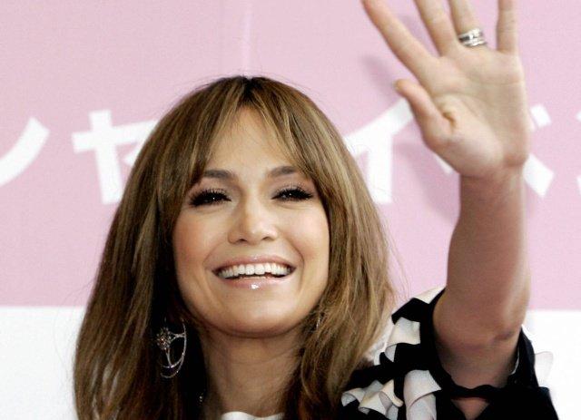 Jennifer Lopez fot. AP/Shuji Kajiyama
