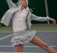 Caroline Wozniacki adidas