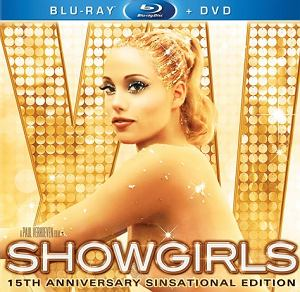 Showgirls na Blu-ray
