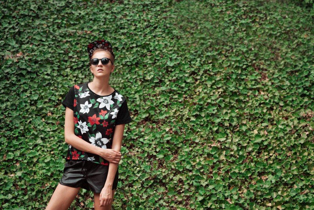 Kolekcja Red is Bad (fot. Asia Burrill)