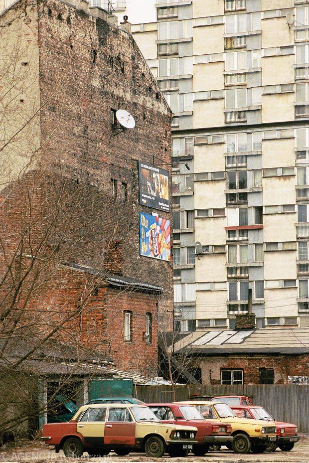 Osiedle Za Zelazna Brama , Warszawa .