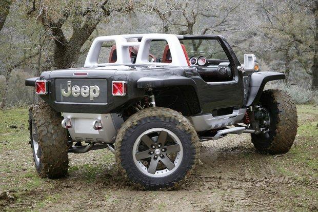 Najciekawsze koncepty Jeepa