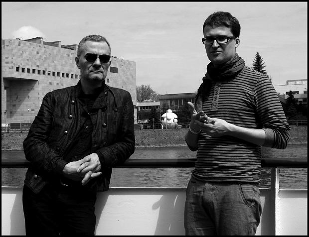 Szef Mik Musik i DJ Czarny Latawiec, polecam tych rozmówców