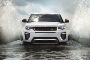 Salon Genewa 2015 | Range Rover Evoque FL | Oszczędniejszy i lepiej wyposażony
