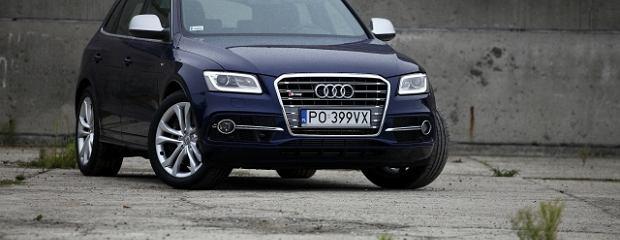 Audi SQ5   Test   Nie tylko dla pań