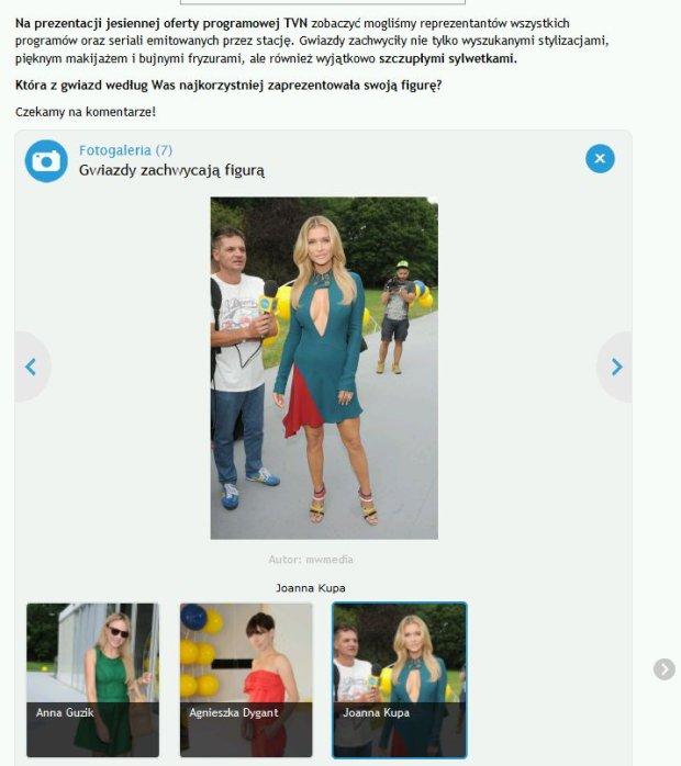 Screen z Tvn.pl