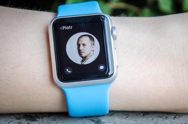 Z Apple Watch można dzwonić