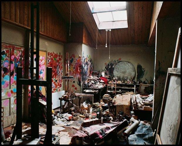Pracownia malarza Francisa Bacona