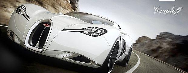 Polak zaprojektował Bugatti