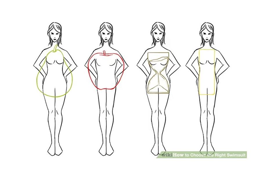 Kobiece figury