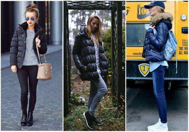 buty zimowe do kurtki sportowej